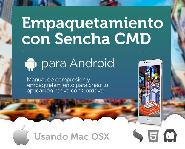 Compresion Android Sencha CMD