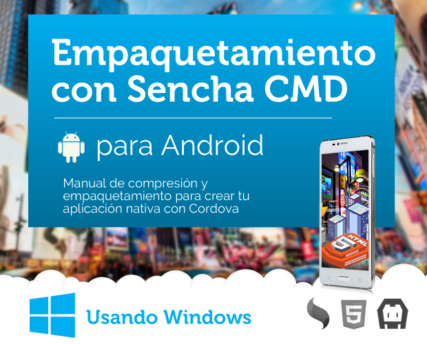Compresion Android Sencha CMD